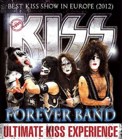 Трибьют группа kiss forever band. Ultimate kiss.